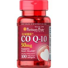 Q-SORB™ Co Q-10 50 mg
