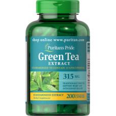 Green Tea Standardized Extract 315 mg