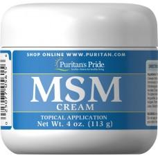 MSM (メチルスルフォニルメタン)クリーム